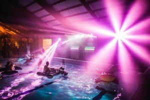 Zwembadfeest Twello van Keulen Licht en Geluid