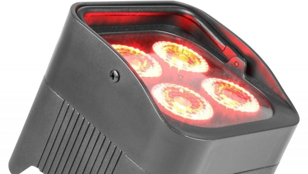 LED Uplight Par