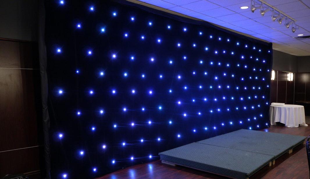LED Doek
